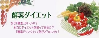 酵素ダイエットとは?(2)